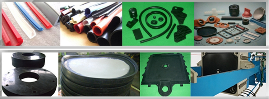 Rubber Packing, Gasket and Diaphragm
